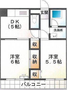 マンション(建物一部)-秋田市山王7丁目 間取り