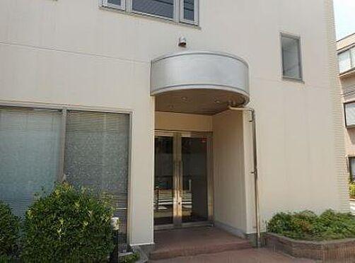 事務所(建物全部)-世田谷区奥沢7丁目 エントランス
