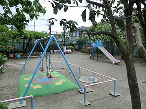 マンション(建物全部)-大田区田園調布本町 周辺環境:北嶺町児童公園