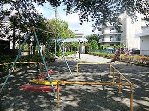 マンション(建物全部)-渋谷区恵比寿南3丁目 周辺環境:茶屋坂児童遊園