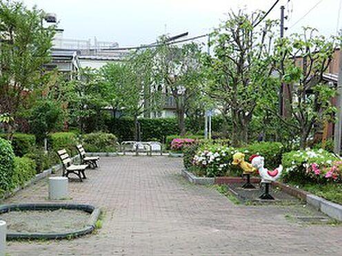 アパート-目黒区目黒本町4丁目 周辺環境:月光原公園
