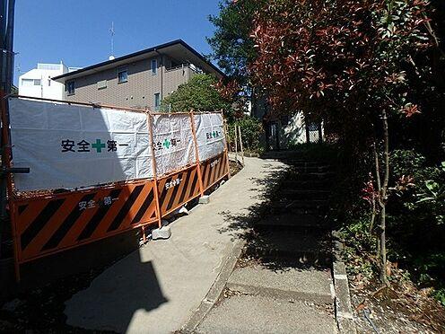 マンション(建物全部)-世田谷区砧7丁目 前面道路