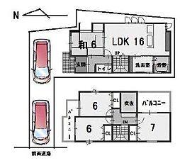 京都市山科区竹鼻竹ノ街道町