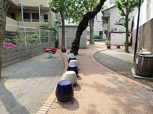 マンション(建物全部)-港区東麻布1丁目 周辺環境:松本町児童遊園