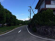 北西道路 約20.8m