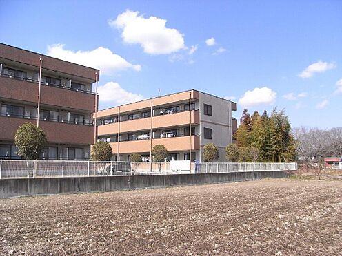 マンション(建物全部)-桜川市友部 外観