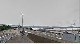 その他片男波海水浴場まで1371m