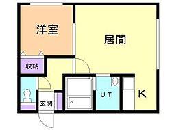 深川駅 4.5万円