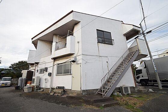 アパート-千葉市中央区都町3丁目 塗装で経年を感じさせない外観に生まれ変わります