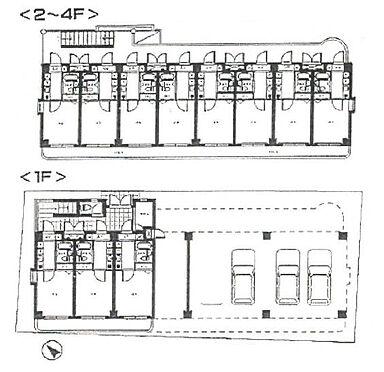 マンション(建物全部)-千葉市花見川区検見川町3丁目 間取り