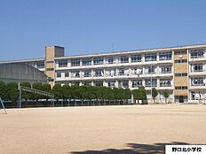 野口北小学校 約650m