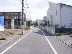 前面道路(6m公道)