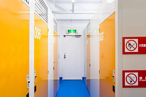 マンション(建物一部)-江東区三好4丁目 エレベーター完備なので荷物出し入れも楽々トランクルーム(2F)