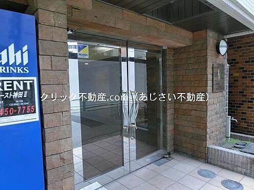 マンション(建物一部)-千代田区神田東松下町 玄関