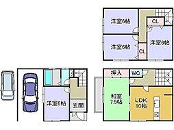 京都市山科区音羽稲芝
