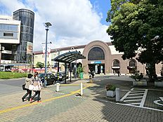 小田急線狛江駅 距離約1360m