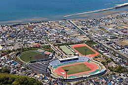 紀三井寺公園競技場