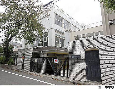 アパート-目黒区八雲2丁目 第十中学校