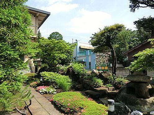 アパート-新宿区上落合3丁目 周辺環境:獅子吼保育園