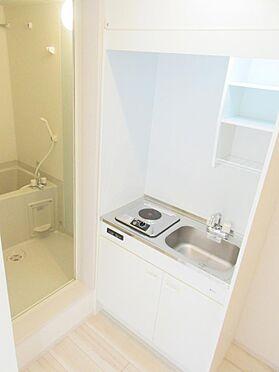 アパート-中野区若宮1丁目 キッチン