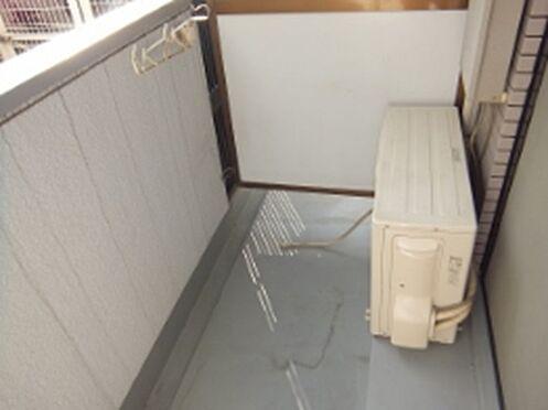 マンション(建物一部)-熊本市中央区船場町3丁目 バルコニー