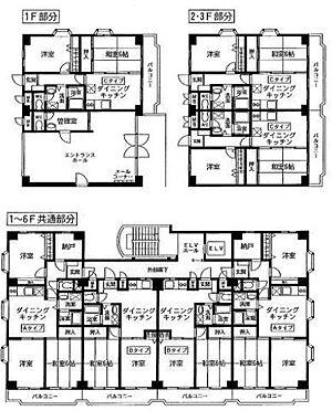 マンション(建物全部)-板橋区新河岸1丁目 その他