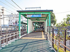 小田急小田原線「鶴川」駅 距離約2300m