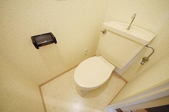マンション(建物全部)-藤沢市長後 トイレ
