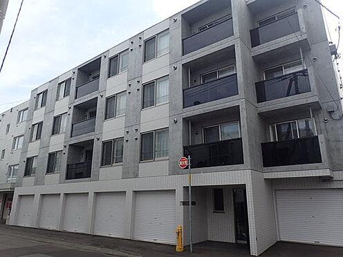 マンション(建物全部)-札幌市豊平区美園九条2丁目 外観