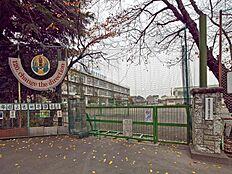 小学校東久留米市立第一小学校まで842m