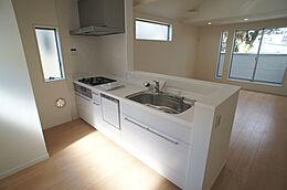 キッチン(同社建物施工例)