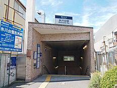 氷川台駅まで徒歩12分(スタッフからのコメント)
