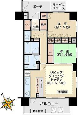 マンション(建物一部)-文京区小石川3丁目 月額248,000円で賃貸中