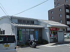 西阿知郵便局650m