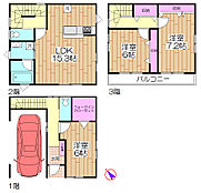 参考プラン2 建物価格1600万円 総額4180万円
