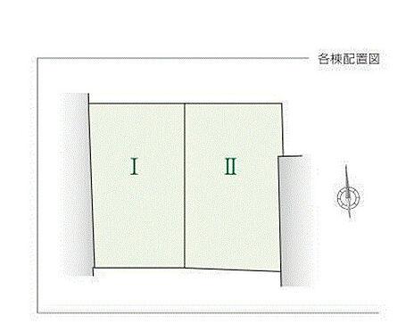 アパート-北区西ケ原1丁目 区画図