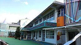 幼稚園野崎幼稚園まで878m