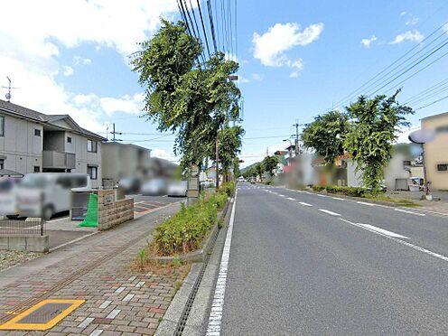 アパート-東近江市東中野町 前面道路