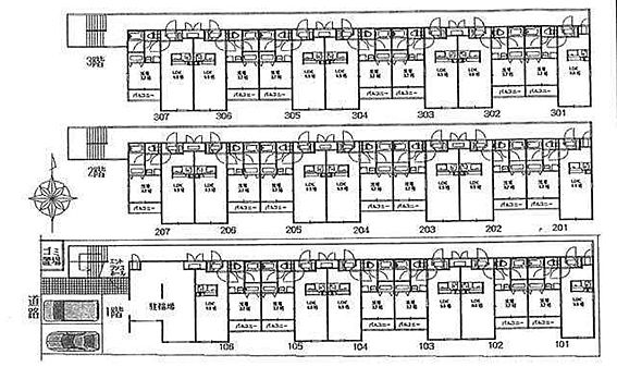 マンション(建物全部)-豊中市豊南町西3丁目 間取り