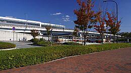 神戸市営地下鉄・伊川谷駅