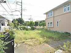 現地写真(写真左側)付近 国分寺市西町3丁目