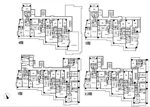 マンション(建物全部)-藤沢市鵠沼海岸4丁目 外観