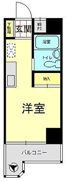 マンション(建物一部)-名古屋市天白区原1丁目 間取り