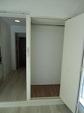 マンション(建物一部)-板橋区高島平1丁目 収納