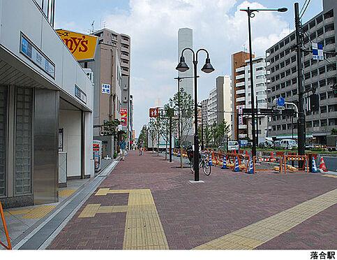 アパート-新宿区上落合3丁目 落合駅(現地まで400m)