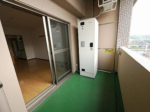 マンション(建物全部)-東広島市高屋町杵原 オール電化 バルコニーはW1800 窓はペアガラス