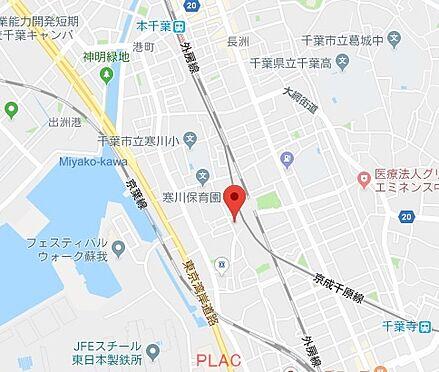 アパート-千葉市中央区寒川町3丁目 その他