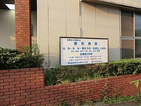 マンション(建物全部)-新宿区市谷薬王寺町 周辺環境:柳町病院