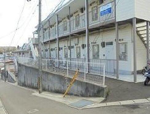 アパート-仙台市太白区青山2丁目 外観
