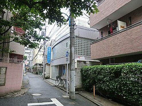 マンション(建物一部)-新宿区北新宿3丁目 周辺環境:石田クリニック